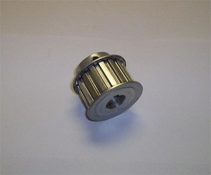 Pulley, timing, 16T, 3/8P
