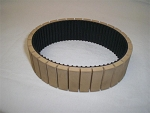 212572 Feed Belt, Grooved Gum
