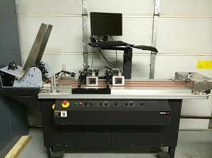 Cheshire 5100 Inkjet System  EXCELLENT CONDITION