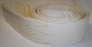 50-370384  Videojet Cheshire Inkjet Base Transport Belt, Standard White,  2